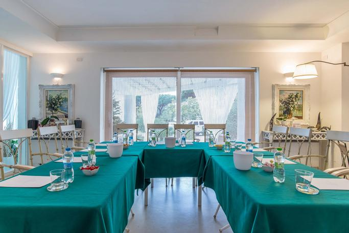 Il San Francesco Charming Hotel | Sabaudia (LT) | Meeting Center